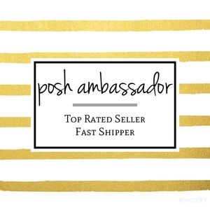 YAY!! I achieved Posh Ambassador status! ✨✨✨